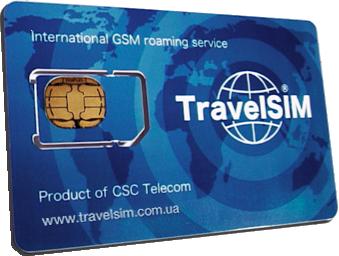 Travel SIM Харьков