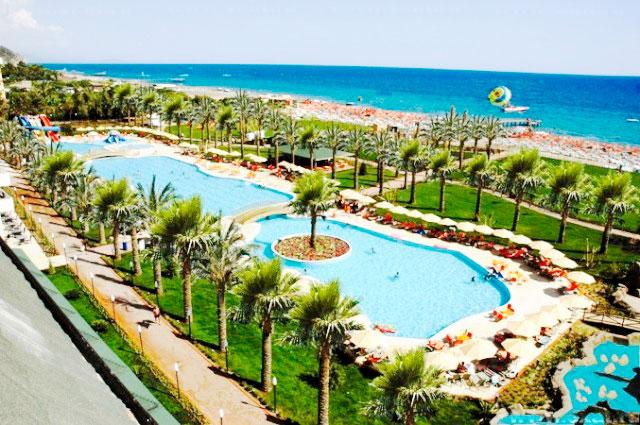Курорт Турции: Алания