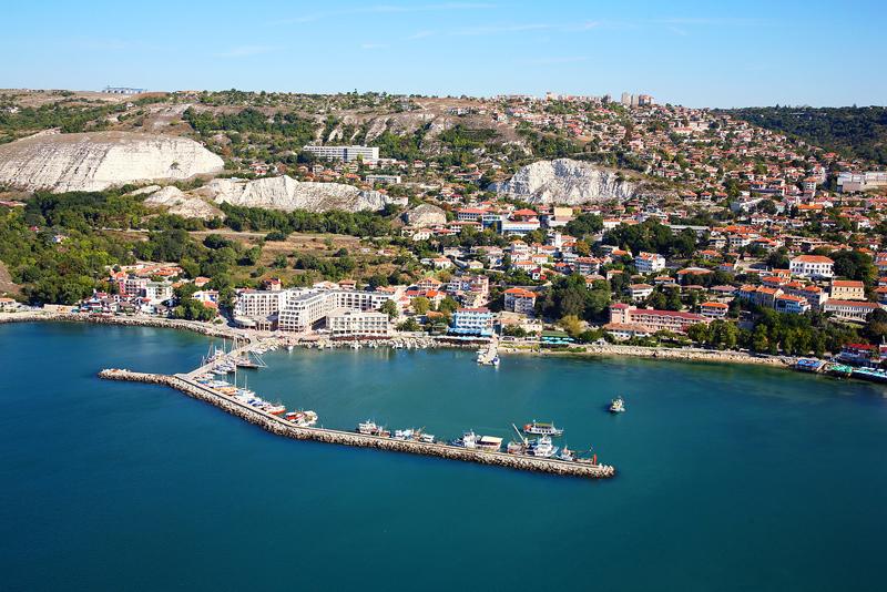Болгария: Балчик