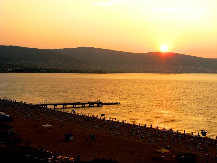 Болгария: Солнечный Берег