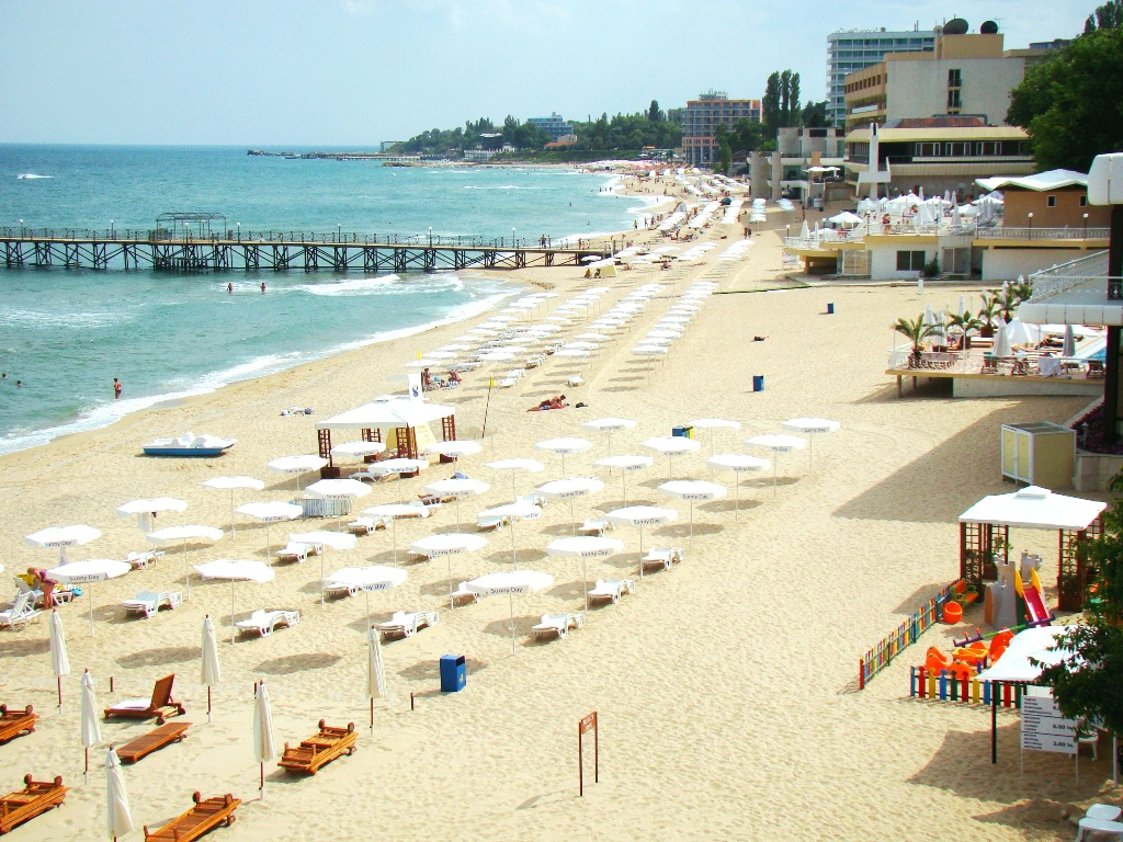 Болгария: Солнечный день